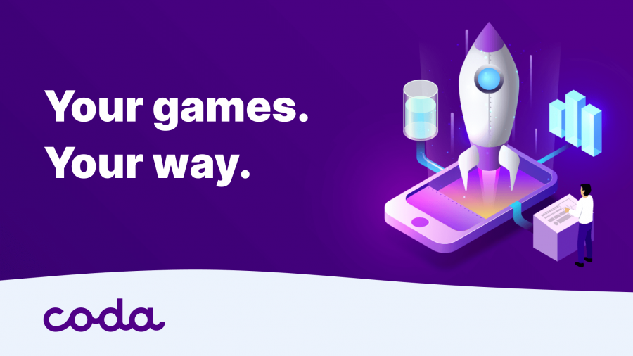 Your Games. Your Way.